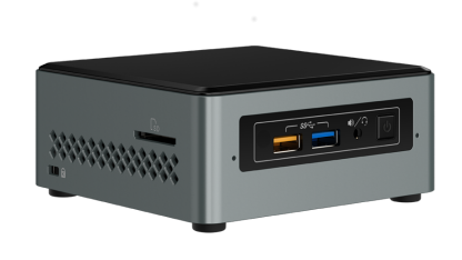 PC Intel NUC BOXNUC6CAYH | J3455 up to 2.3GHz _618S