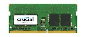 Ram Crucial 4GB DDR4 Bus 2400 SODIMM 1.2V CL17 (CT4G4SFS824A)