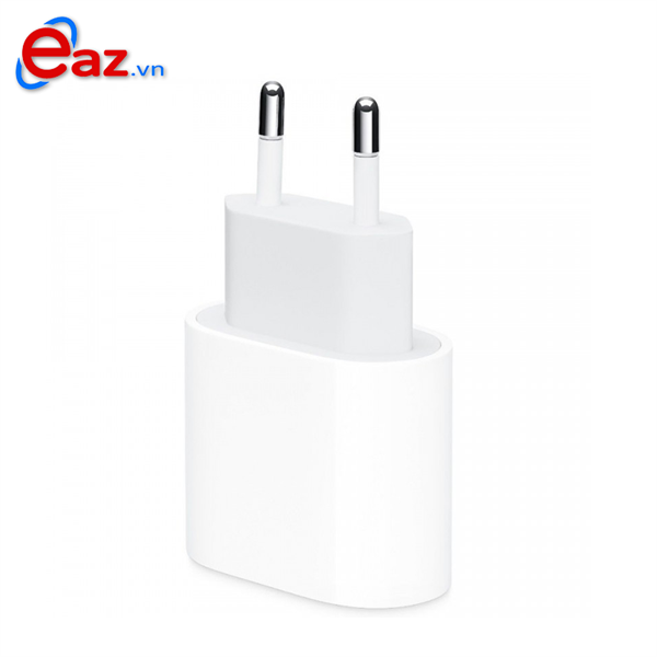 Sạc APPLE 18W USB-C POWER ADAPTER (MU7V2ZA/A) | 0620P