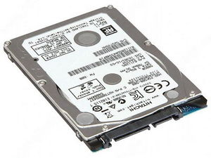 HDD Notebook 1000GB (1TB) Seagate / Toshiba / Hitachi