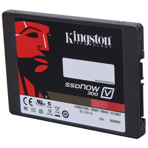 "Kingston SSDNow KC300 480GB 2.5"" SATA III (6Gbps)"
