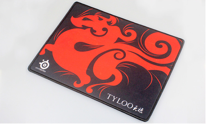 Gaming MousePad Silk Gliding Tyloo