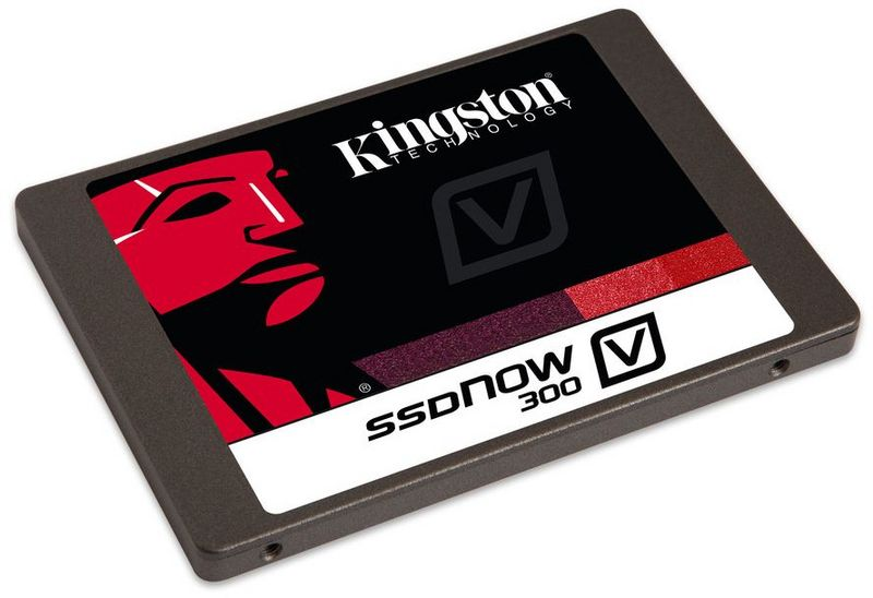 "Kingston SSD Now V300 - 120GB / 2.5"" SATA III - SV300S37A/120G"
