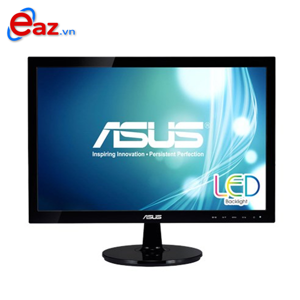 Màn Hình - LCD Asus VS207DF _19.5 inch HD (1366x768) 72%(NTSC) LED Backlight _VGA _0320DF