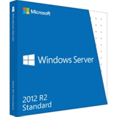Windows 2012 Server Standard x64 English 1pk DSP OEI DVD R2 2 CPU (P73-06165)