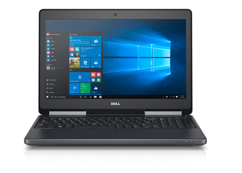 "Dell Precision M7510 Core i5 6300HQ - 8GB - 500GB 7K2  - 15.6"" FHD - FirePro W5170 2GB_Outlet New"